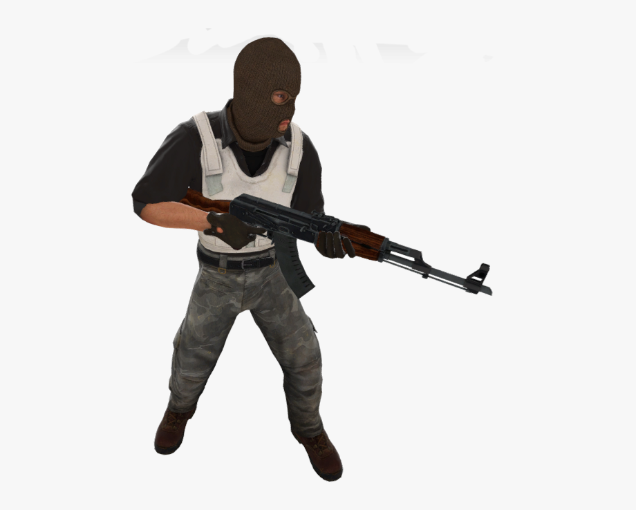 Cs go cliparts clipart black and white download Csgo Ak47 Png - Cs Go Ak 47 Png #428051 - Free Cliparts on ClipartWiki clipart black and white download