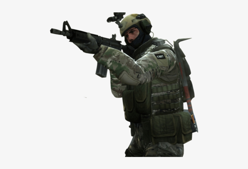 Csgo cliparts picture freeuse Terrorist Clipart Csgo - Cs Go Counter Terrorist Png - Free ... picture freeuse