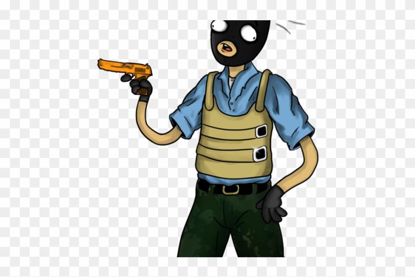 Csgo cliparts clip art transparent stock Terrorist Clipart Csgo - Csgo Png Character, Transparent Png ... clip art transparent stock
