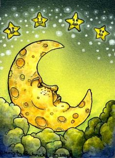 Cu sun moon and stars watercolor clipart banner black and white 2458 Best CELESTIALfaces images in 2019 | Sun moon, Moon ... banner black and white