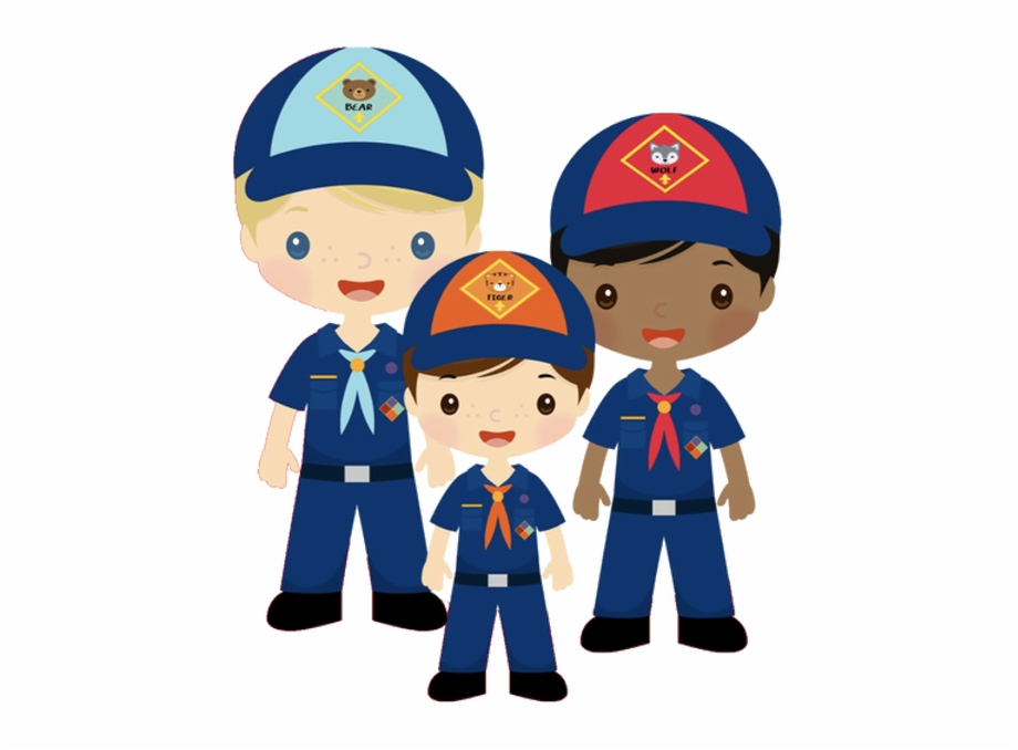 Cub scout clipart images vector library stock Cub Scouts Boy Pack47 - Cub Scout Popcorn Award Certificates ... vector library stock