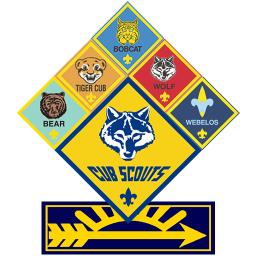 Cub scout emblems clipart svg royalty free 93+ Cub Scout Logo Clip Art | ClipartLook svg royalty free