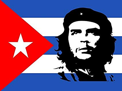 Perfectflags Che Guevara Cuba Flag Revolution Banner Cuban Rebellion  Outdoor Freedom Fight picture library library