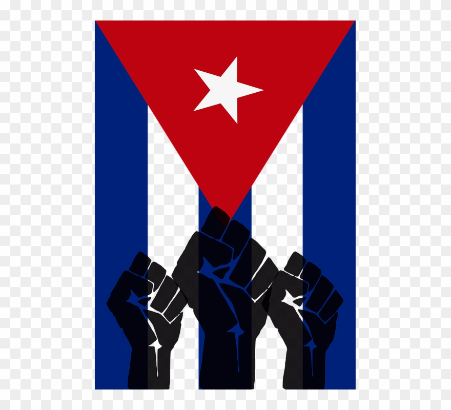 Revolution Fist 1, Buy Clip Art - Cuba Revolution - Png ... picture free