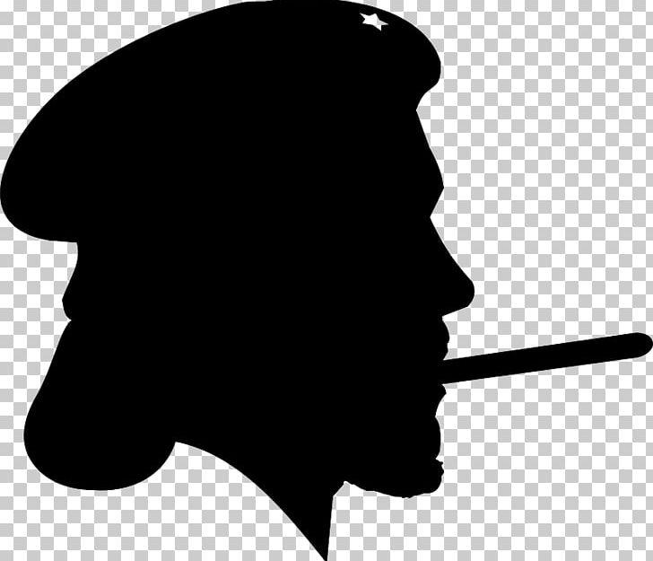 Guerrillero Heroico Cuban Revolution Revolutionary PNG ... svg black and white stock