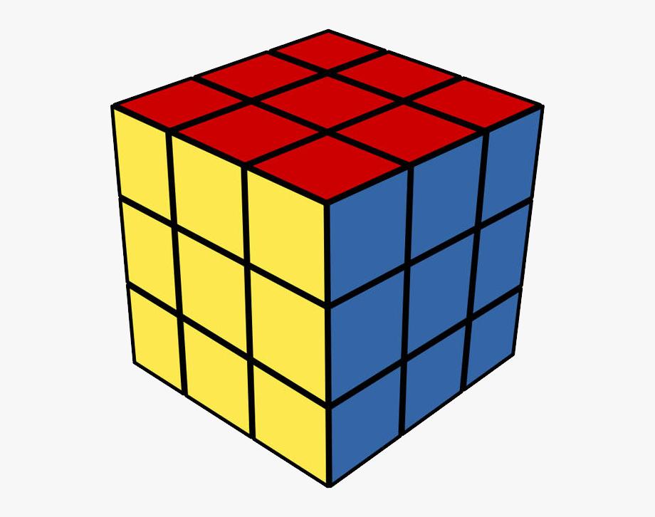Rubix clipart clip transparent Rubik\'s Cube - 3 D Shapes Cube #172146 - Free Cliparts on ... clip transparent