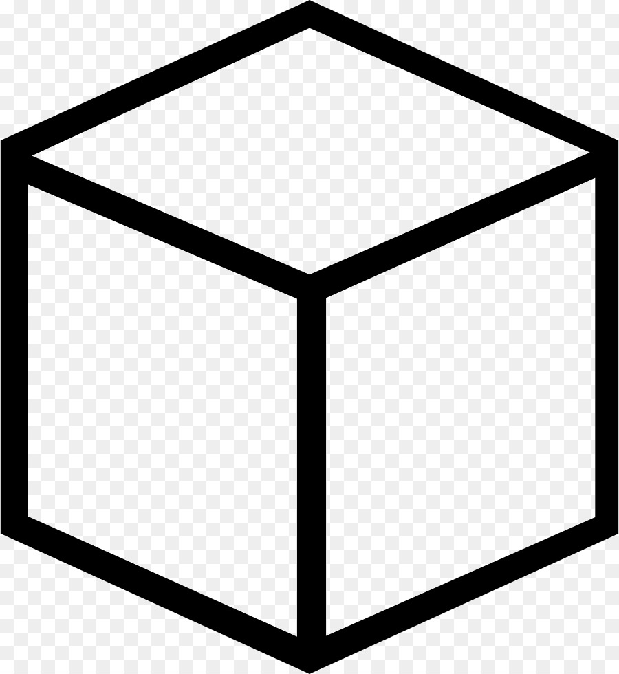 Cube black and white clipart image free stock Black Line Background png download - 900*980 - Free Transparent ... image free stock