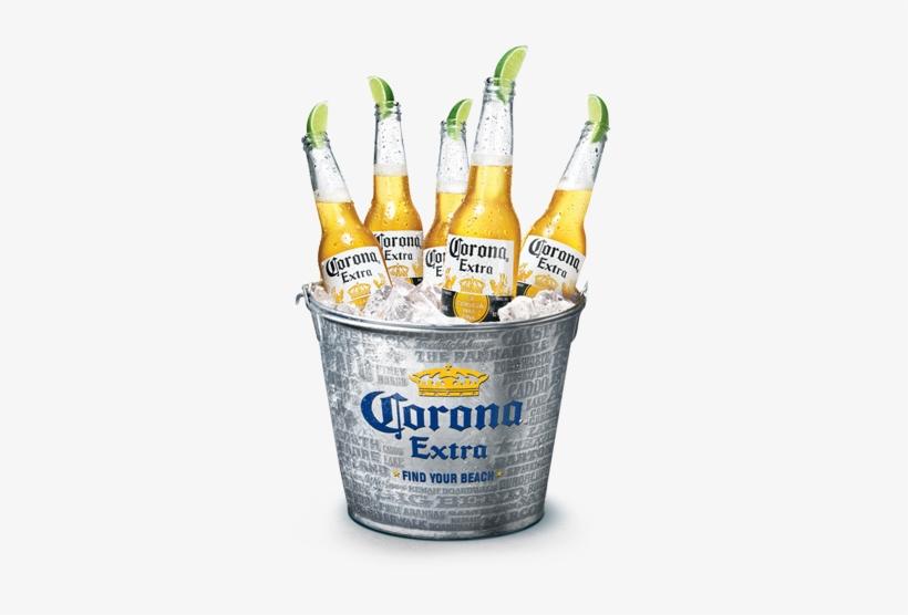 Cubeta de cerveza clipart vector royalty free Corona Bucket - Cubeta De Cerveza Corona PNG Image | Transparent PNG ... vector royalty free