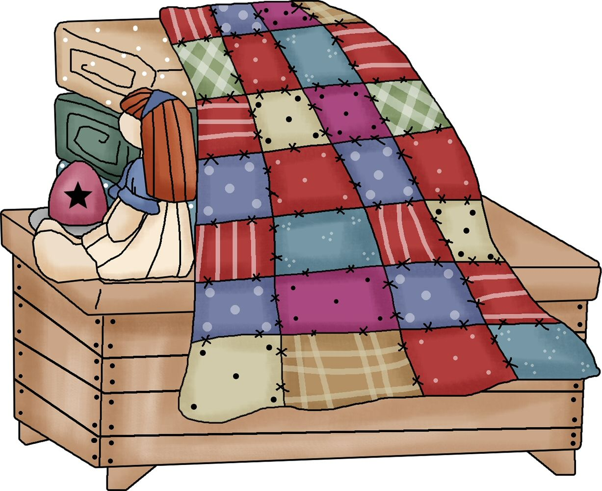 clipart quilt - Google Search | A Patchwork of Quilts | Quilted ... picture stock