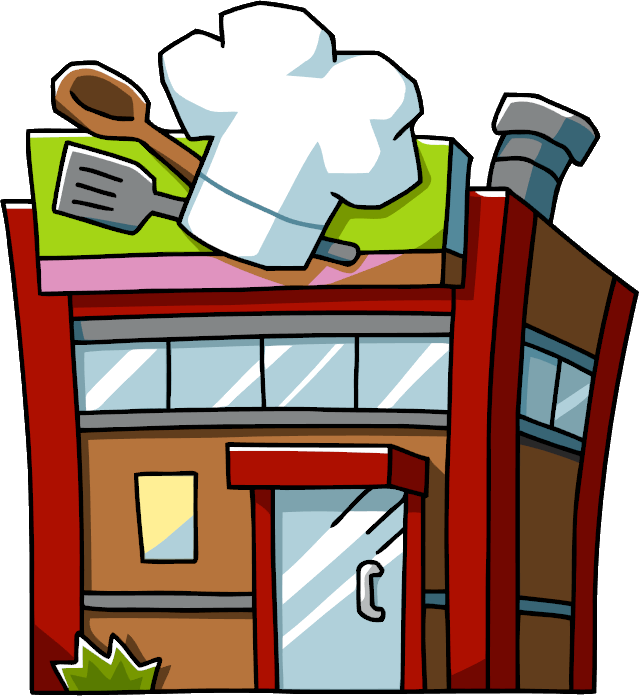 Culinary school clipart png library stock Image - Culinary School.png | Scribblenauts Wiki | FANDOM powered by ... png library stock
