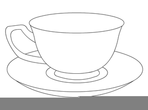 Teacup And Saucer Clipart Free | Free Images at Clker.com ... jpg library download