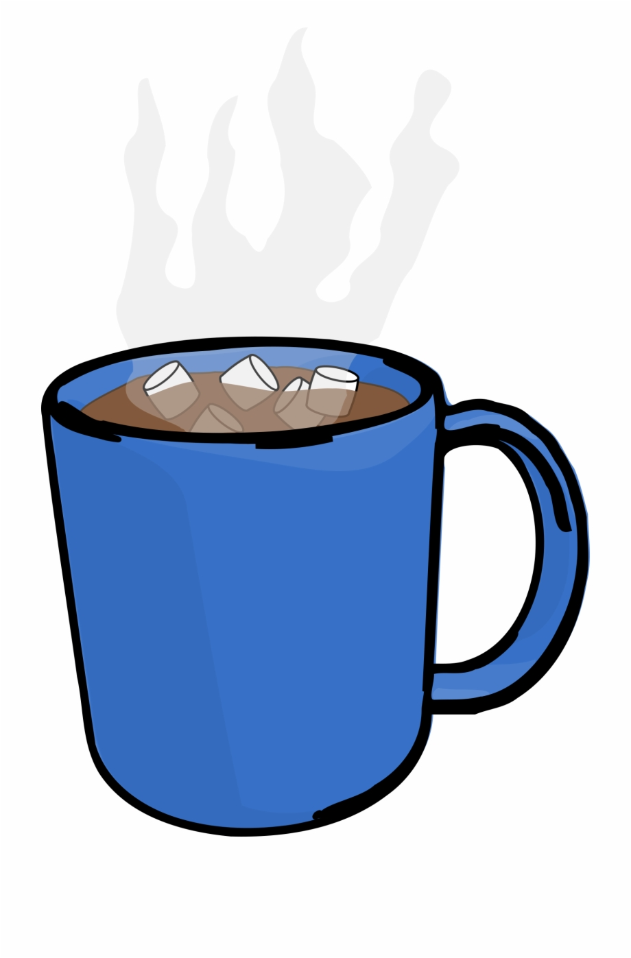 Cup of hot cocoa clipart clipart freeuse Hot Chocolate Mug Png - Hot Chocolate Mug Clipart ... clipart freeuse