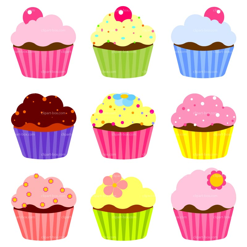 Cupcake clipart images free banner freeuse download Cupcake Clipart Free Download   Clipart Panda - Free Clipart Images banner freeuse download