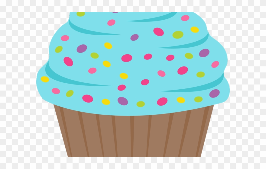 Cupcake clipart images free graphic black and white library Cupcake Clipart Candyland - Cute Cupcake Clipart Free - Png Download ... graphic black and white library