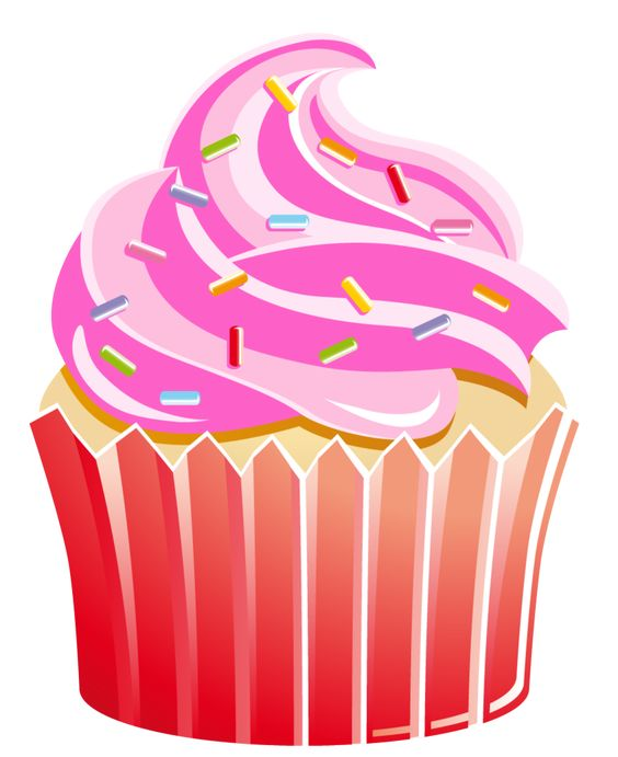 Drawings collections google and. Cupcake geburtstag clipart