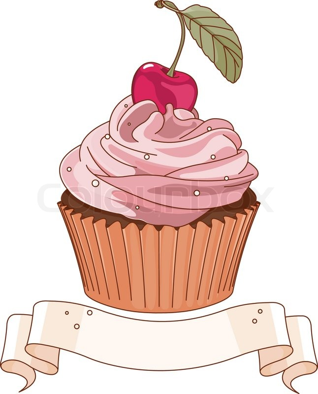 Cupcake geburtstag clipart picture free stock Cupcake geburtstag clipart - ClipartFest picture free stock