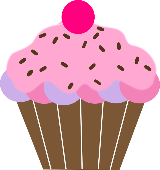Heart cupcake clipart graphic royalty free download Cupcake Clip Art | Doces, sorvetes,bolos | Pinterest | Clip art ... graphic royalty free download