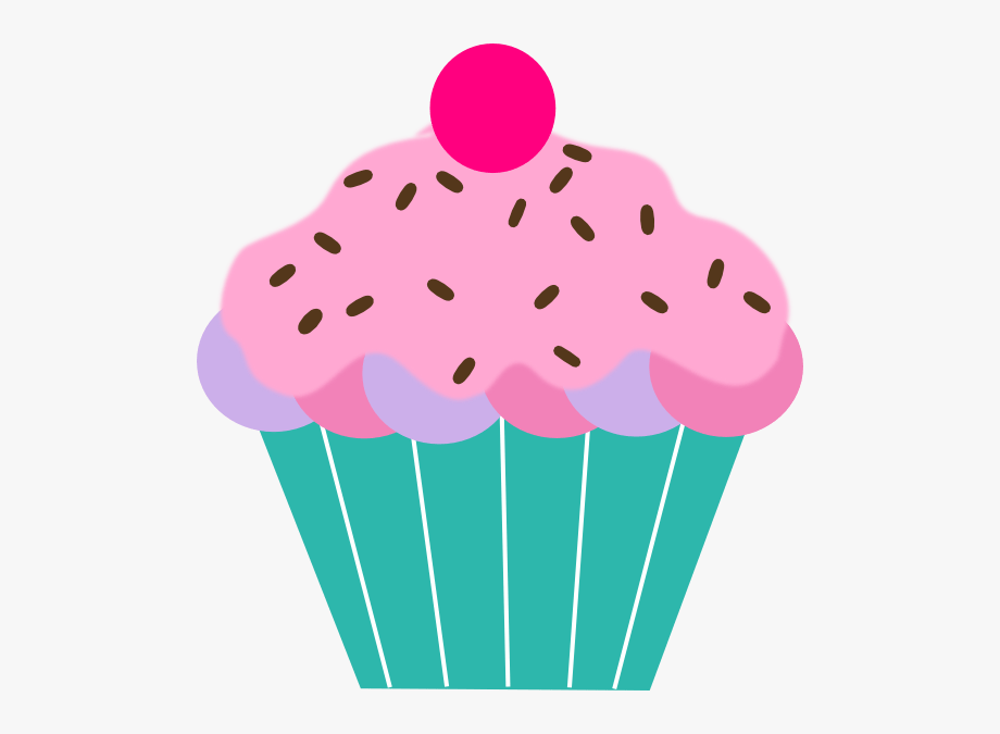 Cupcake sprinkles clipart banner royalty free library Cupcakes With Sprinkles Clipart - Cupcake Clipart, Cliparts ... banner royalty free library