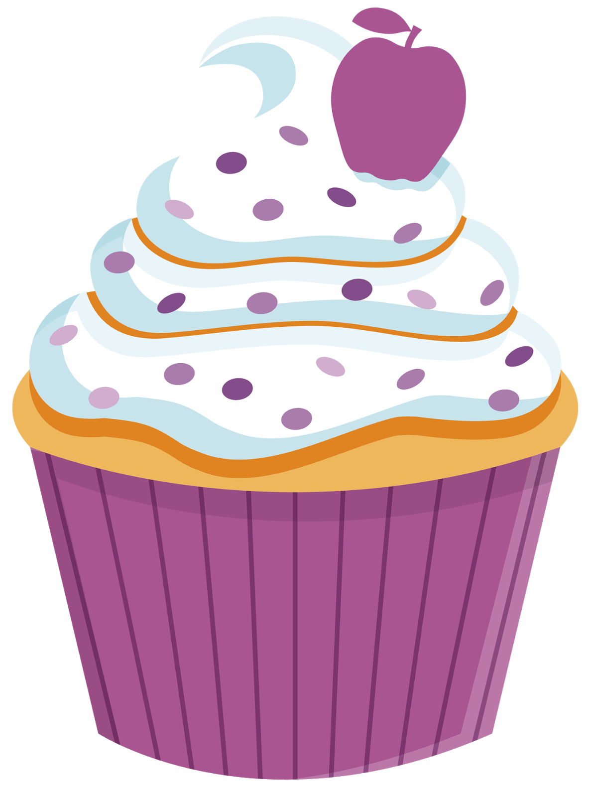 Cupcake tree clipart png download Birthday Cupcake Clipart Group (67+) png download