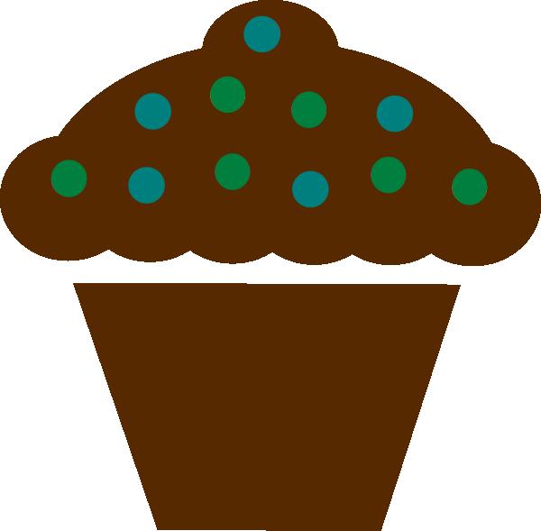 Cupcake tree clipart image transparent stock Polka Dot Cupcake PNG, SVG Clip art for Web - Download Clip Art, PNG ... image transparent stock