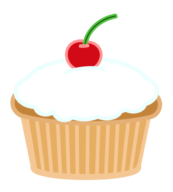 Cupcake with crown clipart clip royalty free Cupcake Animation Group (41+) clip royalty free