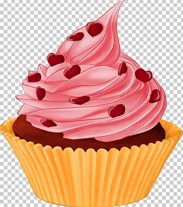 Cupcakes white icing with red sprinkles clipart image library library Cupcake Icing PNG, Clipart, Baking Cup, Buttercream, Cake, Clip Art ... image library library