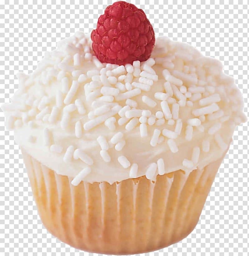 Cupcakes white icing with red sprinkles clipart banner stock Cupcake Frosting & Icing Cream Muffin Red velvet cake, cupcake ... banner stock