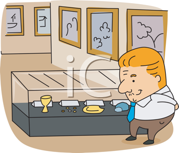 Curator clipart images and royalty-free illustrations | iCLIPART.com banner black and white stock