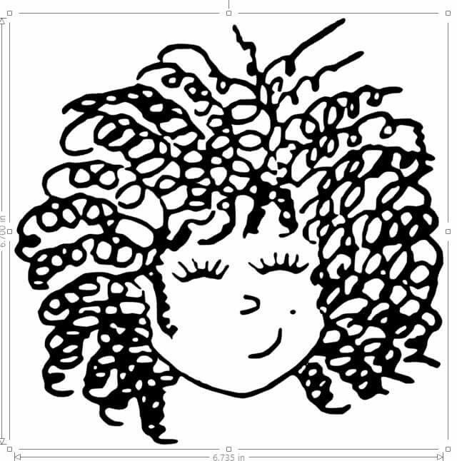 Curly hair boy black and white silhouette clipart picture royalty free stock Free Curly Hair Cliparts, Download Free Clip Art, Free Clip ... picture royalty free stock
