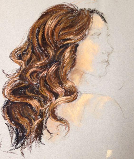 Curly hair girl clipart qith face paint freeuse download Curly hair girl clipart with face paint - Clip Art Library freeuse download