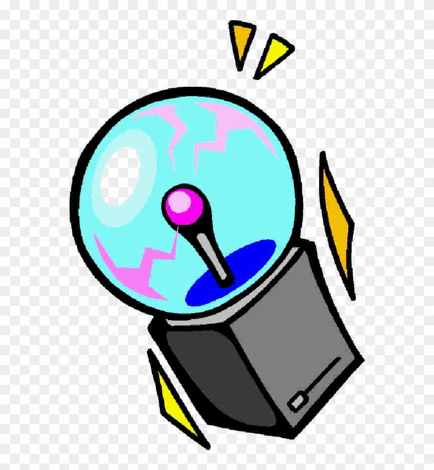 Current clipart clipart library library Comparing Static And Current Electricity - Static ... clipart library library