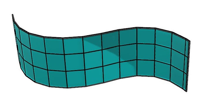 Curtain wall clipart black and white stock Is it possible to create curved curtain walls with curved panels ... black and white stock