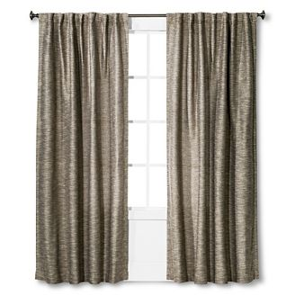 Curtains target image black and white library Curtains & Drapes : Target image black and white library