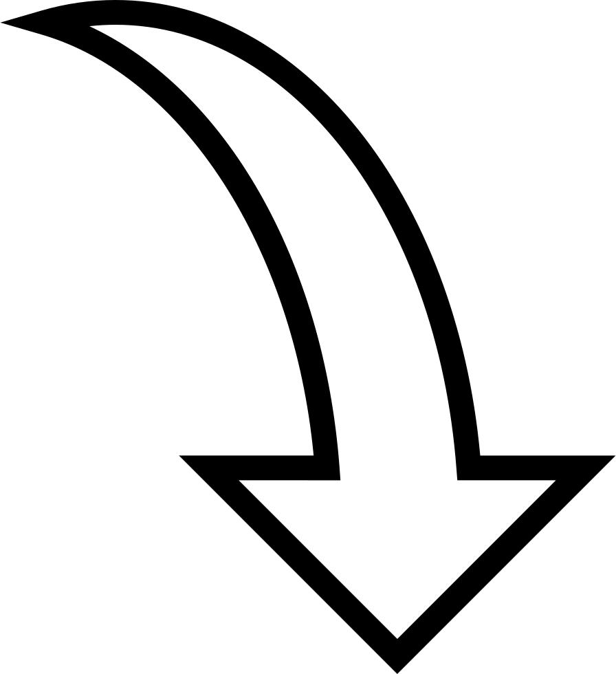 Curve arrow clipart png clip transparent download Download Curve Arrow Svg Png Icon Free Download (#70417 ... clip transparent download