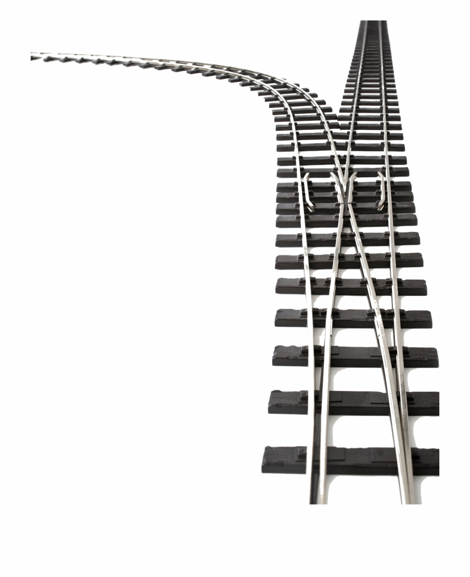 Curve railroad royalty clipart free png svg library download Railroad Tracks Png - Train Tracks Transparent Background Free PNG ... svg library download