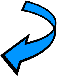 Curved arrow clip art blue picture library stock Arrow Curved Clip Art Download picture library stock