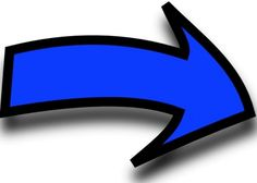 Curved arrow clip art blue jpg royalty free library Curved Arrow Clip Art at Clker.com - vector clip art online ... jpg royalty free library
