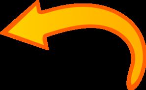 Clipartfest range clip . Curved arrow to left clipart