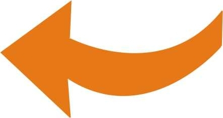 Curved arrow to left clipart. Clipartfest free