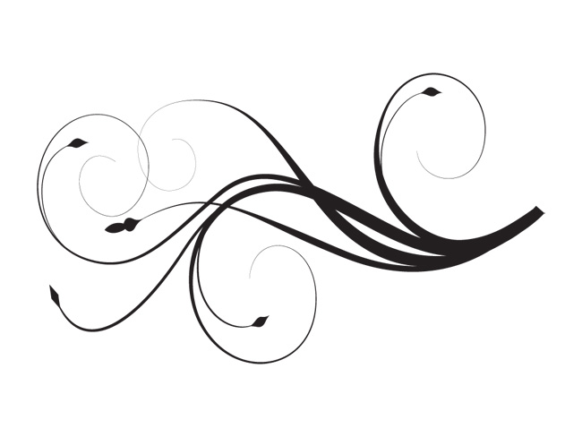 Curved line design clipart png banner transparent library Swirl Designs Free | Free Download Clip Art | Free Clip Art | on ... banner transparent library