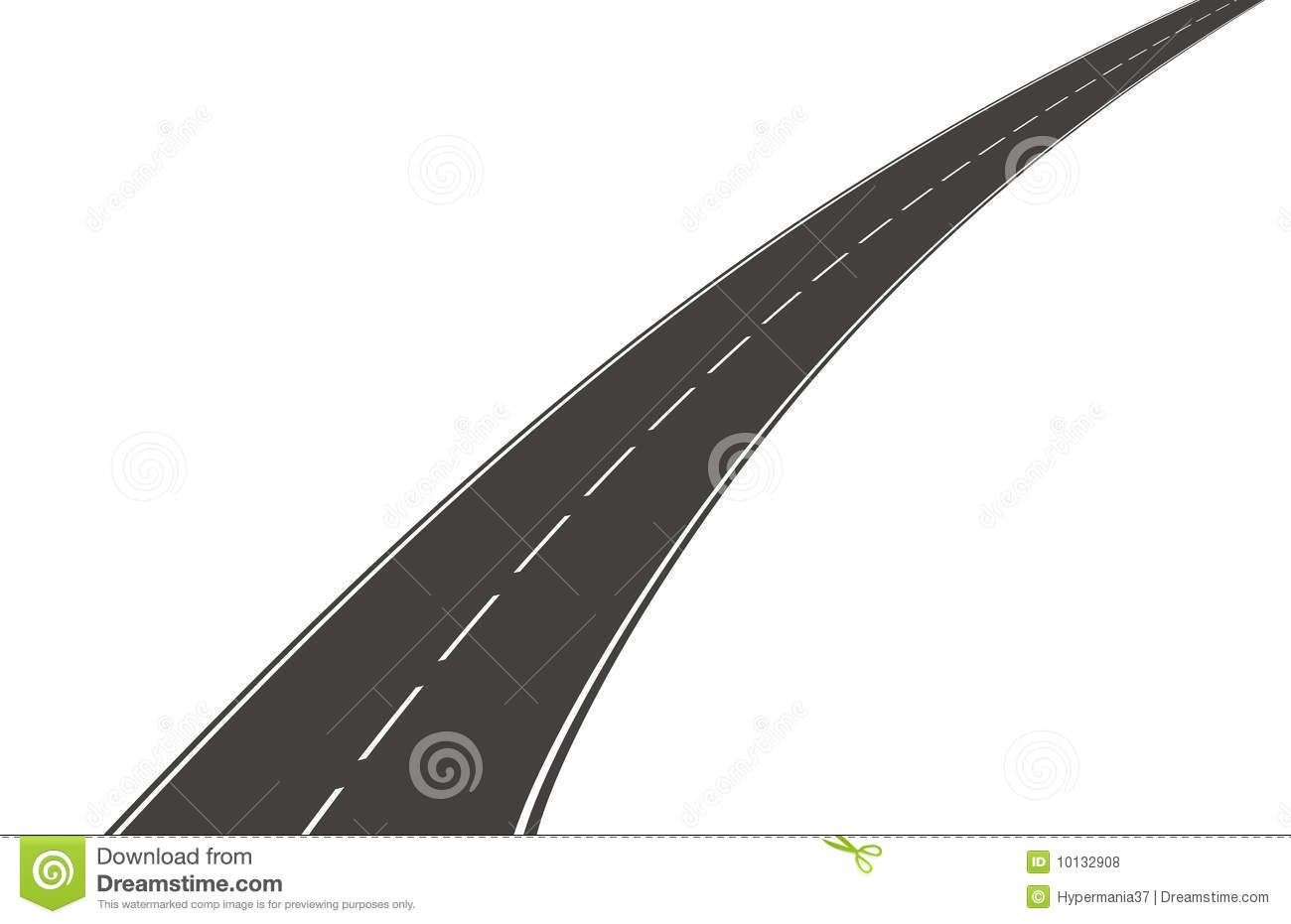 Curved road clipart png banner download City Curved Road Clipart - Clipart Kid banner download