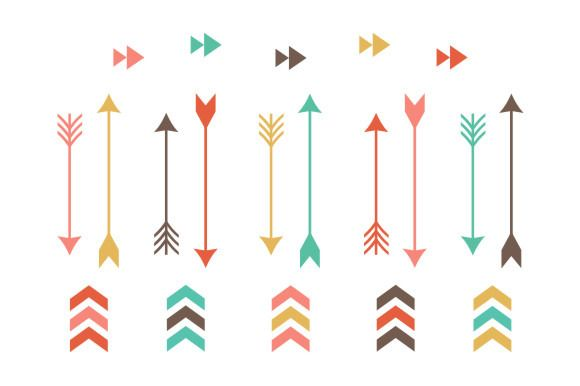 Free clipartfest arrows clip. Curved tribal arrow clipart black and white