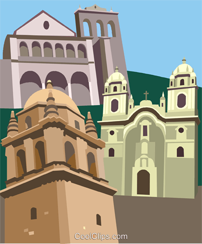 Cusco clipart png transparent library Cusco , Peru Royalty Free Vector Clip Art illustration ... png transparent library