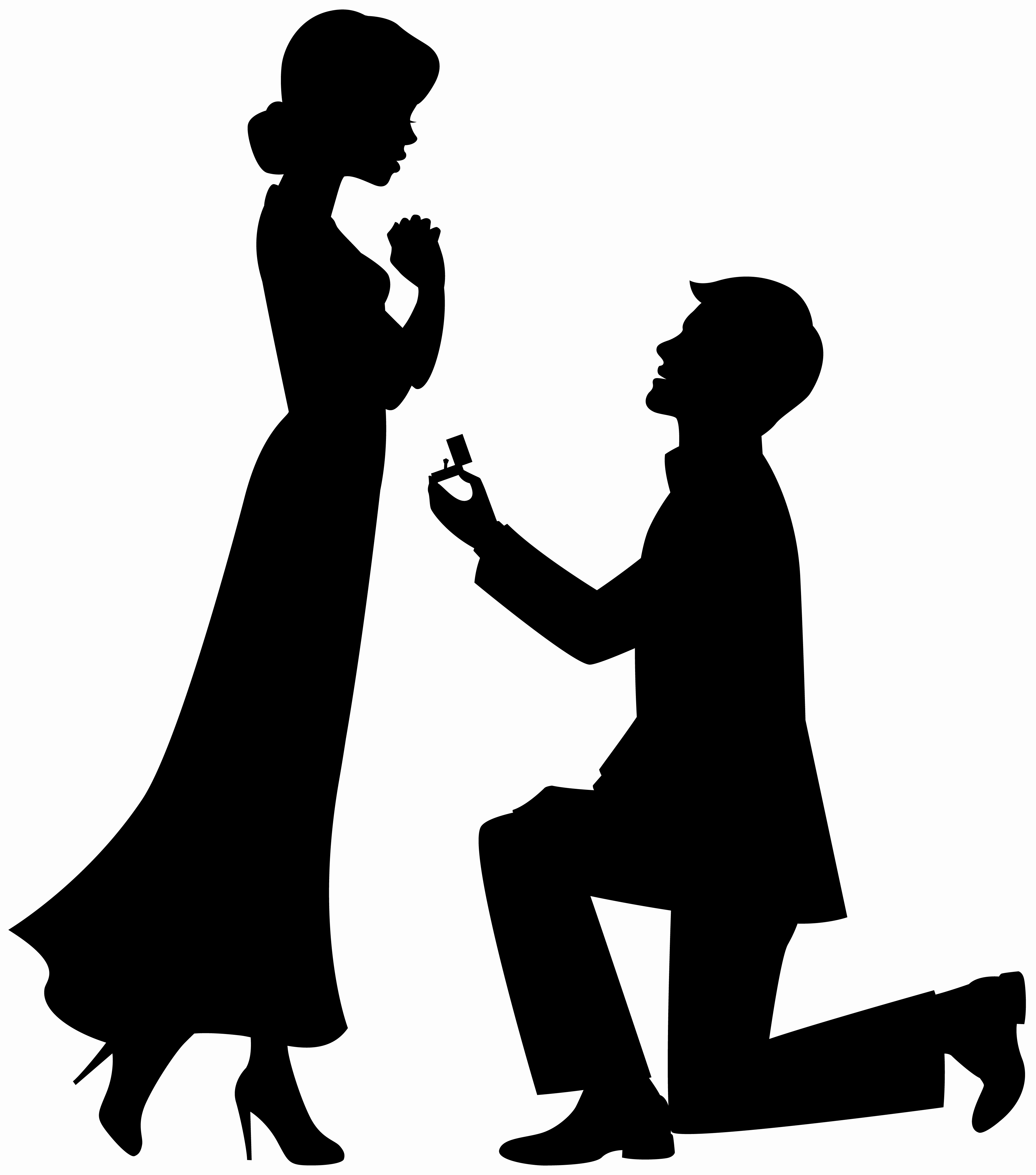 Customary clipart clip art stock Diamond ring silhouette clip art New Customary Wedding and ... clip art stock