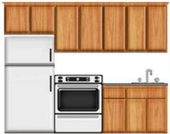 Customcabinets clipart png library Free Cabinet Clipart png library