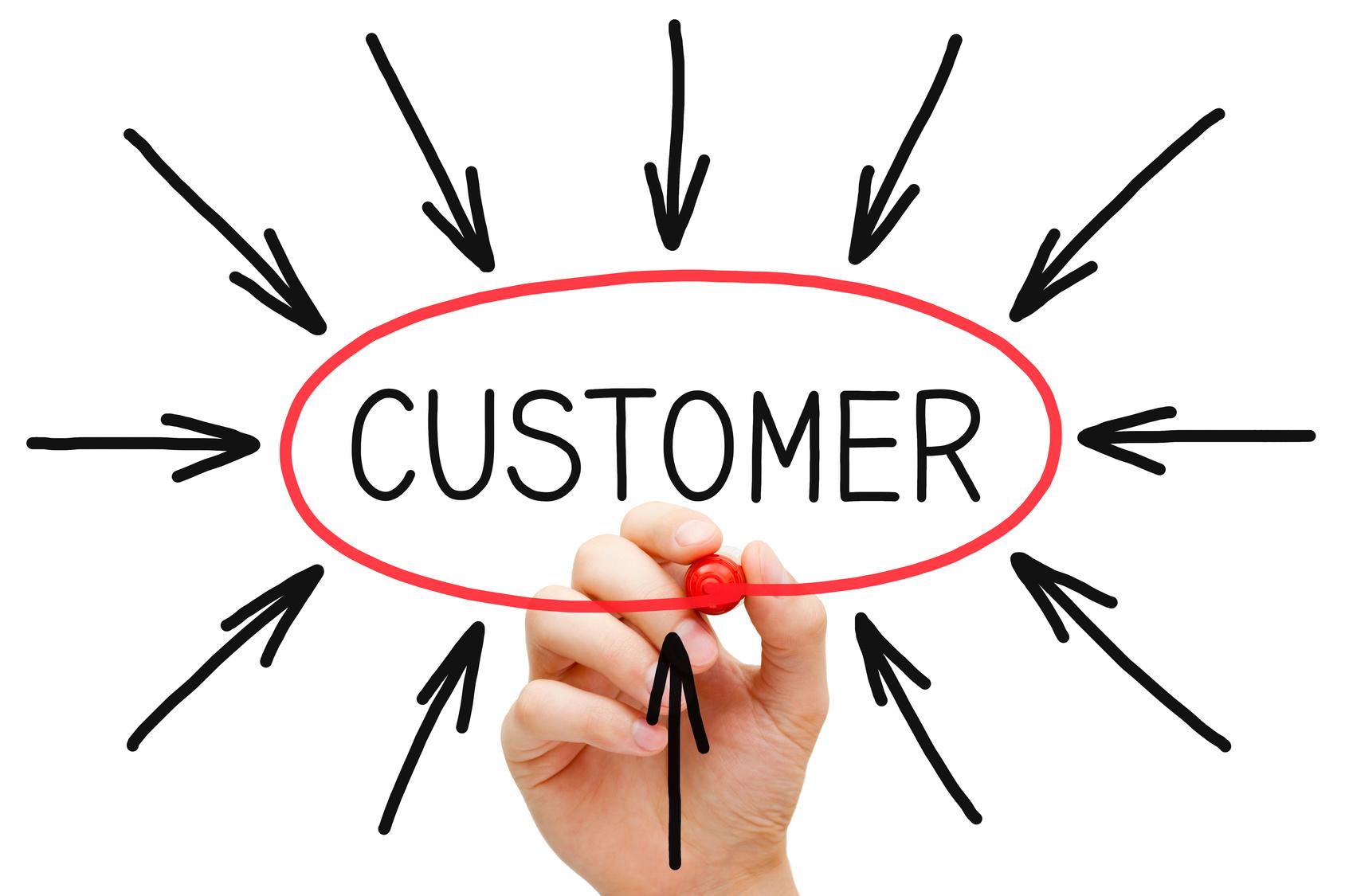 Customer vector freeuse stock Customer - ClipartFest vector freeuse stock