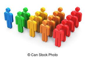 Customer clipart. Stock illustrations clip art
