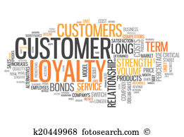 Satisfied and stock illustrations. Customer clipart