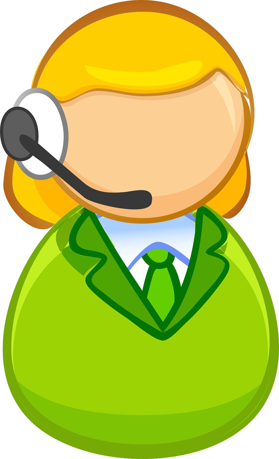 Customer service agent clipart clip transparent stock Telephone Customer Service Clip Art – Clipart Free Download clip transparent stock