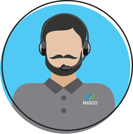 Midco care sales and. Customer service agent clipart png